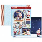 Hunkydory Die-Cut Topper Set - The North Pole